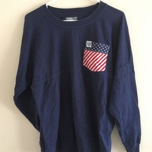 America Jersey Top